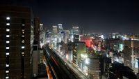 【さき楽◆早期割30】「新橋駅」直結、銀座まで徒歩約5分◆30日前までのご予約がお得(素泊まり)