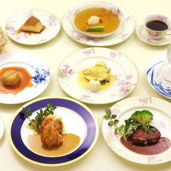 【秋冬旅セール】100年前のメニューを再現【クラシックディナー】ご夕食プラン(夕朝食付)