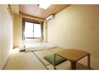 和室6畳(朝食付き)バス・トイレ付