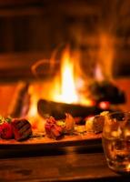 【山梨県民限定!!やまなしグリーン・ゾーン宿泊割り】心と食を満たす焚火付き1泊2食付プラン