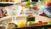【ゆでずわい蟹1杯付】通常会席にまるごと1杯ズワイガニ付き!加賀の冬なら蟹でしょ♪