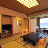 【レイクビュー 8〜9階】和室10畳【禁煙】