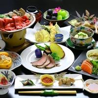 【グレードアップ】信州牛&温泉ローストビーフ♪信州野菜と一緒に召し上がる。ちょっぴり贅沢に・・・