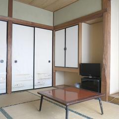 和室【バストイレなし】
