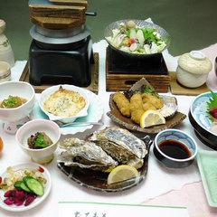 【冬限定】赤穂の冬なら牡蠣尽くしで決まり!当館イチオシの牡蠣会席プラン♪