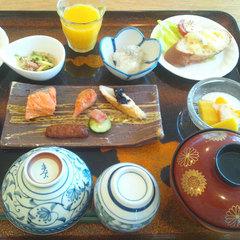 ≪和室≫【楽天限定】レイトチェックアウト1時間無料!当日予約OK!朝食付プラン