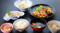 【2食付】美味しい食事が好評!宿でゆっくり2食付きプラン☆