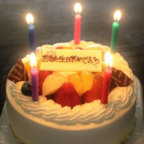 【素敵な記念日に】ホールケーキでお祝い★海の絶景と温泉の特別な時間/咲会席