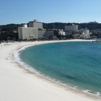 【ロイヤルフロアー・和洋室70平米】白良浜を一望!伊勢海老料理/個室食