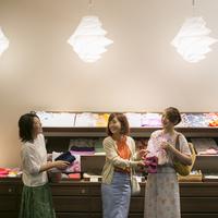 【温泉女子旅・アメニティ】JILL STUARTバスタイムセットと色浴衣・レイトアウト特典/咲会席