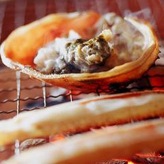 【加能蟹+あわびの贅沢グルメ】タグ付加能蟹と「あわび」〜冬の北陸の美味を味わう豪華会席