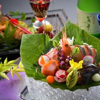 【定番】お料理評価5つ星〜旅亭萬葉の基本プラン『極み懐石』〜旬を追いかける季の食彩