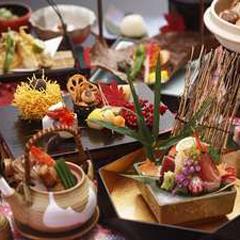 【New】 夕朝食半個室食事 当日選べるメイン料理 基本プラン1泊2食