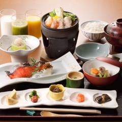 【一泊朝食「和定食」付】遅いご到着におすすめ!