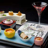 【焼きタラバ蟹付】「和食会席」+焼きタラバ蟹付〜贅沢なひと時を【章月おもてなし夕食膳】