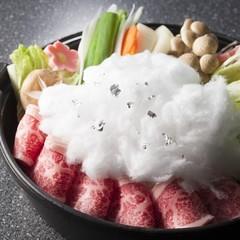 【部屋食】和食会席「少麗美膳」−量より質にこだわる方へ、特製・白雪鍋や手鞠寿司−
