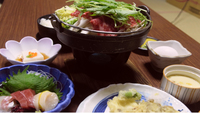 【すき焼き鍋】甘辛♪みんな大好き!すき焼きプラン<ドリンク付>