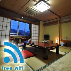 ■和室8畳間■バス無し/洗浄器付トイレ(wi-fi無料)