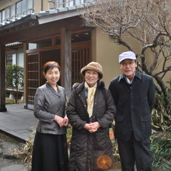 ◆〜 GIFT 〜親孝行専用プラン!静かな和風旅館・お部屋食・温泉三昧とご両親様に最適