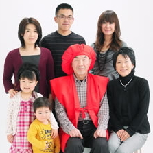 ◆【還暦のお祝いプラン】〜お誕生日と還暦を家族で祝う☆ちゃんちゃんこ羽織って記念写真☆〜