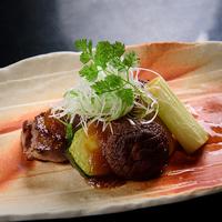 極上肉の旨味染みわたる野菜と豊後牛の蒸ししゃぶ懐石&豊後牛ステーキ付プラン