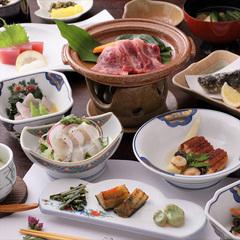 【平日限定】お料理グレードアップ★豊後牛ロースステーキ付プランが2000円OFF