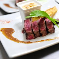★基本プランのお肉料理を【和牛ひれ肉150gに差し替えましょ】♪