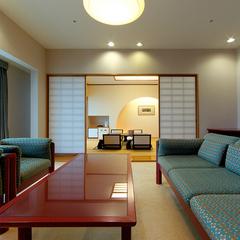 エグゼクティブフロア 和室10畳+リビング