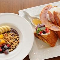 【スペシャルプラス】朝から満腹!アサイーorフレンチトーストプラスの朝食バイキング付プラン♪