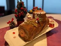 17:30限定■【クリスマスディナー*°】最上階レストランで愉しむChristmas Night