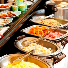 【バイキング朝食無料!】スタンダード宿泊プラン(大浴場完備)