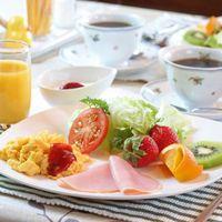 『朝食付プラン』 ※夕食なし※