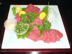 【美味】信州名物!!新鮮な馬刺しが楽しめる★ご夕食ぷらん【味覚】