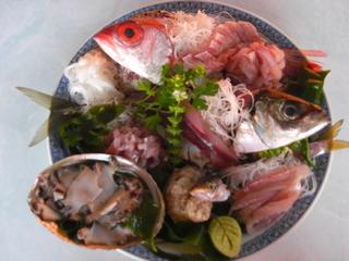 天然海鮮満腹プラン