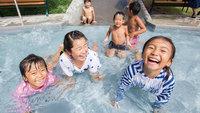 遊園地で遊ぶ&泳ぐ!の特典付■お子様歓迎◆夏休みファミリープラン◆三世代オススメ