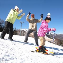 【三世代オススメ】*3世代旅行×雪遊び*〜孫の雪遊びデビューを家族みんなで見守り隊〜選べる5点券★