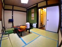 和室6畳(1階:ユニットバス付)