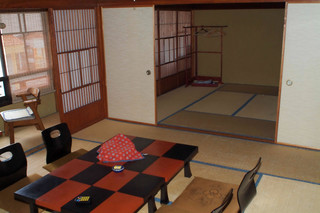 文化財の和室