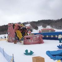 【ペット不可!】遊び心満載!東北最強パークの沼尻スキー場リフト券付き素泊まりプラン