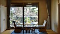 庭園側★和室15〜20畳(洗い場付バスルーム&トイレ付)