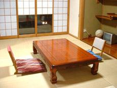 和室7.5畳 お部屋でお料理・寿司・超贅沢三昧!