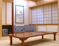 和室12.5畳 自慢の温泉と鮨屋のお料理で最高の充電日〜♪
