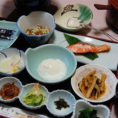 ◆【さき楽】28日前のご予約がお得!お食事処での朝食を堪能♪★朝食のみ(現金特価)