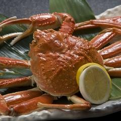 :■4月リニューアルオープン■特大ズワイ蟹がお一人に一匹付きます。『ズワイ蟹プラン』