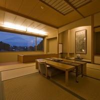 『別館』2.3F富士山展望風呂付和室12畳+広縁(ソファー)