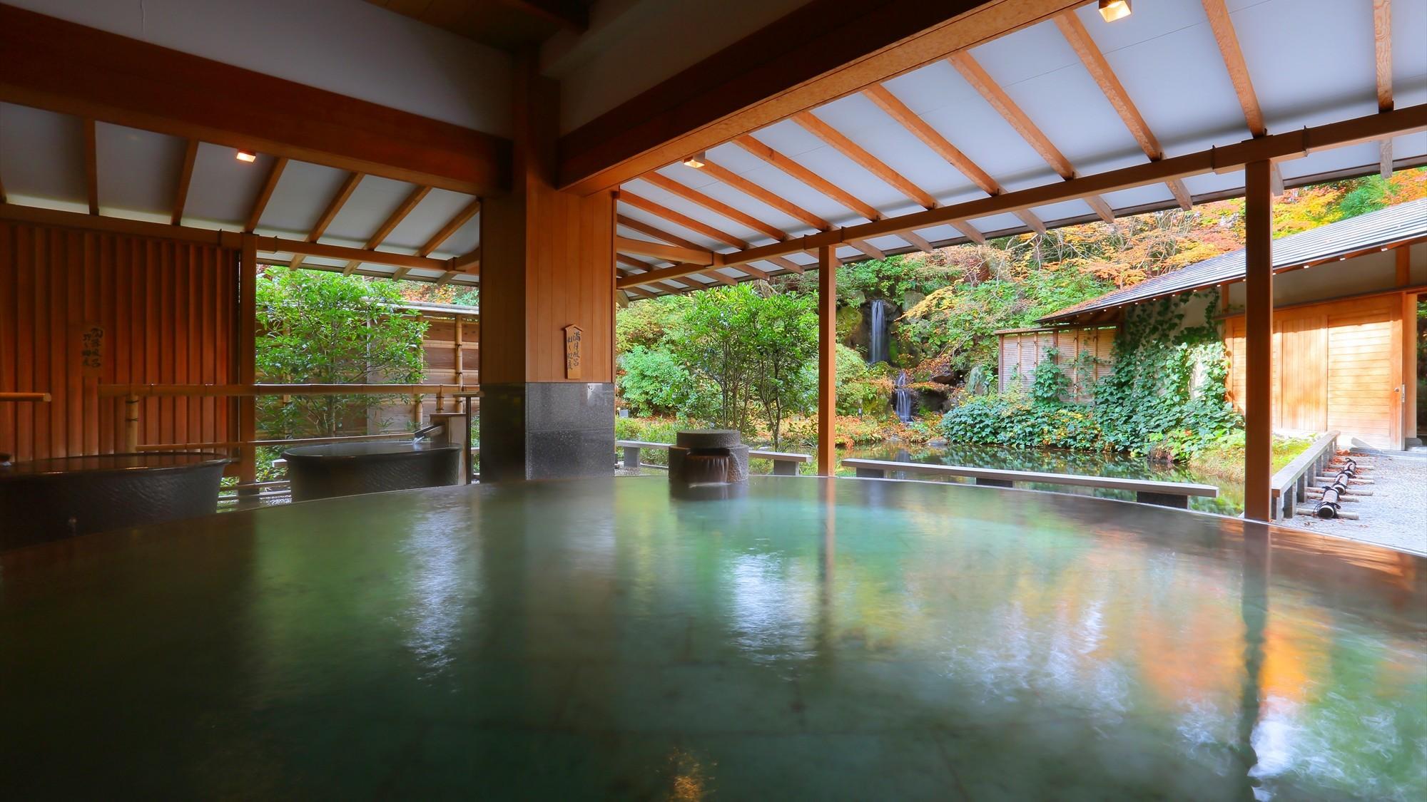 【当館人気No1】迷ったらコレ!16趣の自慢のお風呂巡り♪水戸屋スタンダード