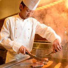 【ご夕食は御食事処『思いのまま』】メイン料理はその場でチョイス♪選べる楽しさで贅沢なひと時を!