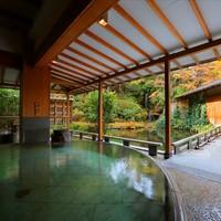 【タイムセール】【お日にち限定】日付が合えばラッキー!3つの大浴場で湯巡りを堪能する1泊2食プラン