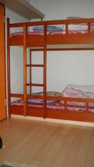 洋室 ツイン 二段ベッド