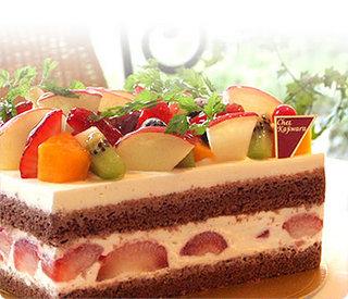 ポッと胸が温まる♪ホールケーキとでお祝いしよう!レイトアウトサービス付き【アニバーサリープラン】